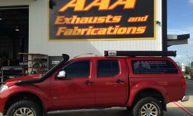 Building and Vehicle signage