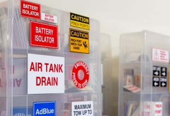 Heavy-Machinery-safety-stickers-decals-central-queensland-mackay-moranbah-ezy-signs